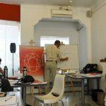 Dictando el Taller Intensivo de Eneagrama Nivel II, Córdoba 2013