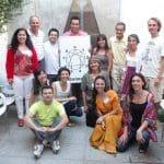 El grupo del Taller Intensivo de Eneagrama Nivel II, Córdoba 2013