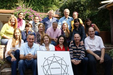 Nuestra primera capacitación en San Isidro, Provincia de Buenos Aires, 2009