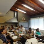 Dictando curso de Eneagrama- Córdoba, 2015