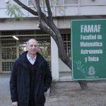 Visita al FAMAF para evacuar nuestras dudas y consultas, y reafirmar conceptos que estamos aplicando en nuestras investigaciones que estamos desarrollando sobre el Eneagrama.