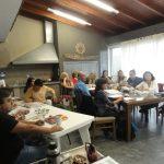 Alumnos y alumnas en el curso de Eneagrama