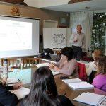 Dictando el Curso Extensivo de Eneagrama Nivel I - Córdoba,2017