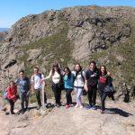 Cierre de Curso en el Parque Nacional Quebrada Los Condoritos, 2017
