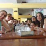 De viaje a Los Gigantes con alumnos y alumnas