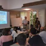 Foto del taller de actualización en eneagrama