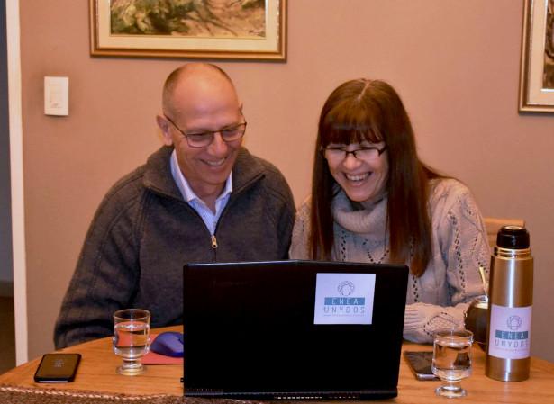 Lectura de Eneagrama por Skype con Lorena, de México