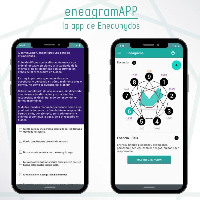 eneagramapp la app de Eneaunydos