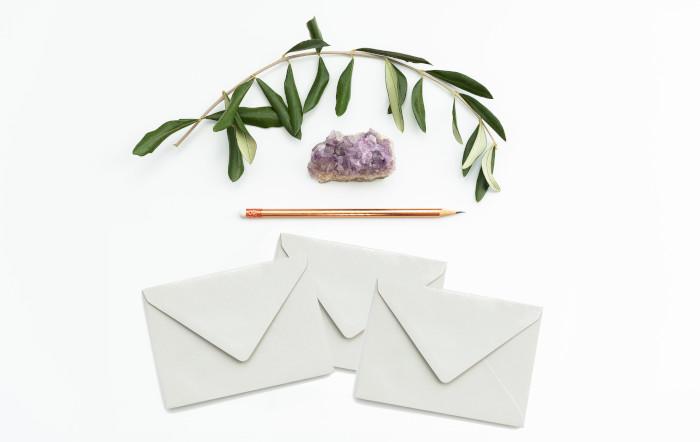 Tres cartas de recarga